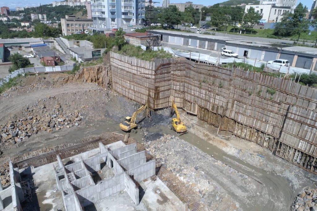 Техника строительная Владивосток