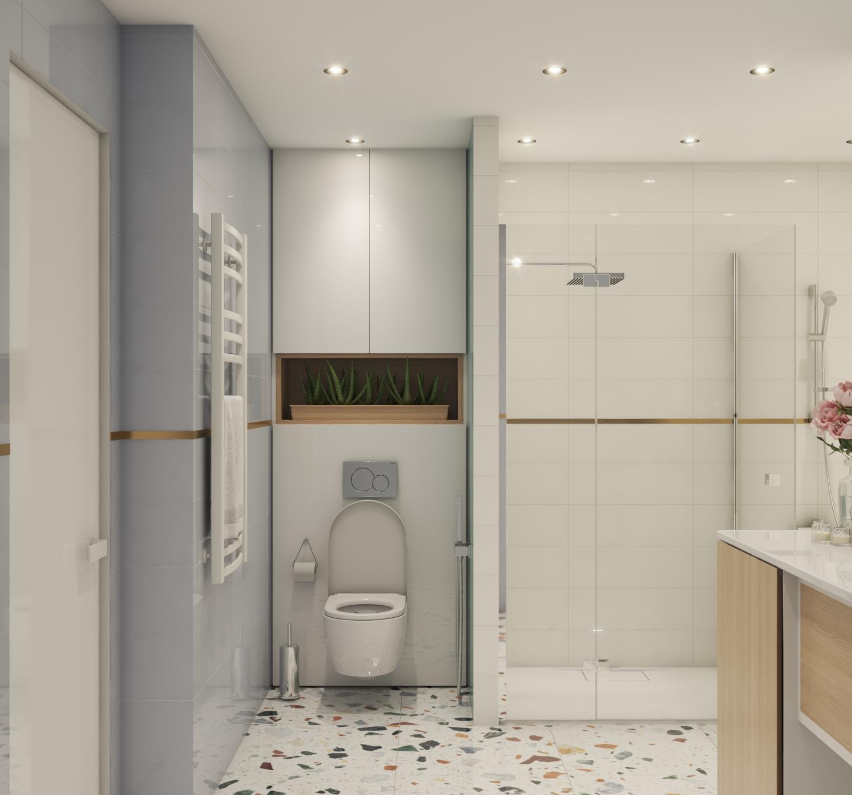 Ванная комната (76кв.м.) (1)